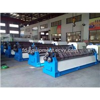 W11-40x2500 Rolling Machine, Hydraulic Roll Bending Machine