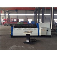 W12 Series 4 Rollers Hydraulic Plate Rolling Machine