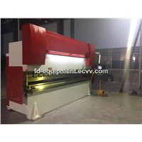 WE67K Series CNC Hydraulic Press Brake Machine