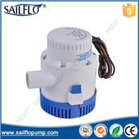 1500-3700GPH 12v DC Submersible Bilge Pump Sea Water Pump for Boats/Ycahts/Camping