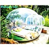 8m Waterproof Clear Roof Inflatable Bubble Tent for Outdoor & Camping