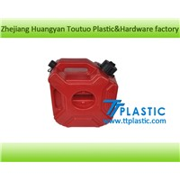 Plastic 5 Liter Jerry Can Petrol Bottle Fuel Tank