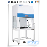 Biobase FH(x) Stainless Steel Work Bench Lab Chemical Fume Hood