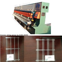 Geogrid Making Machine