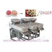 Roasted Peanut Peeling Machine High Peeling Rate for Sale