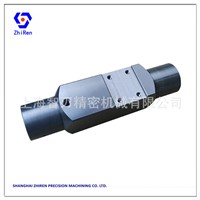 Aluminum Nonstandard Spares Linear Bearing Seat Equalizer Automatic Screwing Device