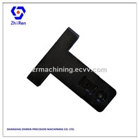 Designed & Milled Finishing Machinery Fixture Seat High Accuracy Iron Parts