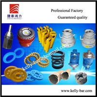 Drilling Rig Machine Spare Parts Kelly Swivel Damper Spring