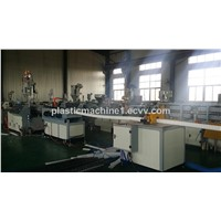 PE Prestressed Prestressing Corrugated Pipe Making Machine
