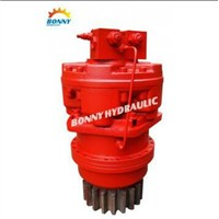 Planetary Speed Gearbox Slew Swing Drive Gfr Series with SAI GM Series Hydraulic Motor