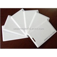 Thin White ID Card, Thick White ID Card, Inductive ID Card, Identification Card, Blank ID Card, Access Control Card