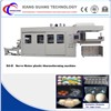 Food Container Theromoforming Machine, Automatic Within Cutting & Stacking Device