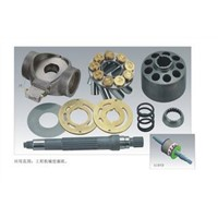 Application to Rexroth A10vd Series Hydraulic Pump Spare Parts