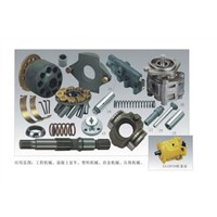 Application to Rexroth SA10V (S) O Series Hydraulic Pump Spare Parts