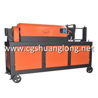 GT4-14 Rebar Straightening & Cutting Machine