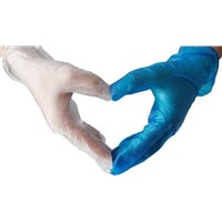 Injection&Puncture Instrument Properties Powder Free Vinyl Gloves