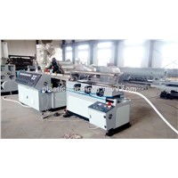 Shrinkable Extension PP PE l Corrugated Pipe Making Machine
