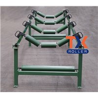 Garland Rubber Belt Conveyor Roller