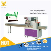 Sweet Candy Packing Machine Horizontal Flow Packing Machine