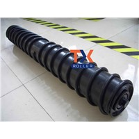 Steel Spiral Return Conveyor Roller