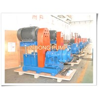 Good Resistant Ash Slurry Pump