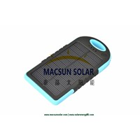 Fashionable Design 8000mAh Solar Power Bank MS-SC035