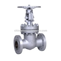 Wholesale ANSI Carbon Steel Rising Stem Flange Gate Valve