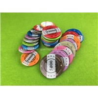 Acrylic UV Mark Poker Chips