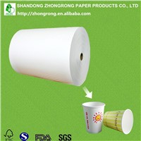 One Side PE Coated Cup Stock Paper