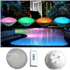 LED Par56 Bulb Lamp 54W 12V AC Par 56 Lamp LED Swimming Pool Lighting RGB IP68 LED Underwater Light Pond Lights