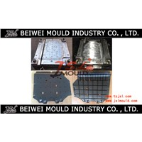 Car Injection Plastic Engine Cover Mould