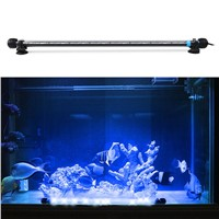 Submersible Underwater Aquarium LED Lighting Fish Tank Lamp for Pool Decoration Aquarium Accessories AC 100-240V