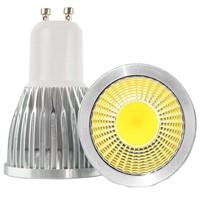 Super Bright GU10 LED Bulb 3W 5W 7W LED Lamp Light GU10 COB Dimmable GU 10 LED Spotlight Warm/Cold White