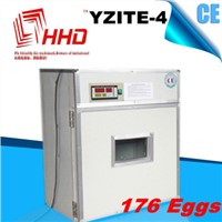 YZITE-4 Hot Sale Automatic Industrial Egg Incubator Large Chicken Incubator 176 Eggs Incubator