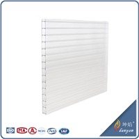 Anti-Fog Polycarbonate Hollow Sheet for Greenhouse