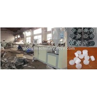 MBBR Biological Filter Media Extrusion Machine