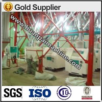 Flour Machinery, Grain Roller Mill, Maize Flour Milling Machines