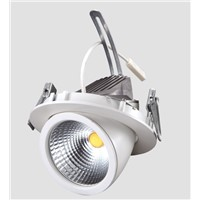 20w 25w 30w LED Gimbal Downlight, LED Trunk Light