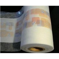 Breathable Laminated Film Urine Show Printed for Diaper