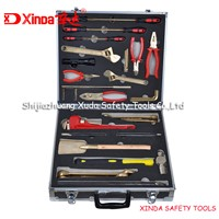 Non Sparking Combination Tools Sets.