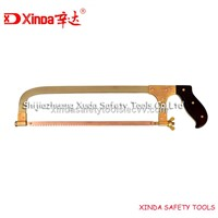 Non Sparking Hack Saw Frame with Blade, Safety Hand Tools