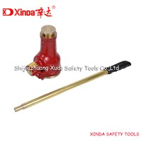 Non Sparking Screw Jack, EX-Proof Safety Hand Tools