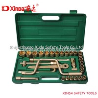 Non Sparking Socket Sets, Safety Combination Tools