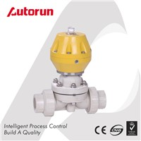 PPH PNEUMATIC ACTUATED DIAPHRAGM VALVE