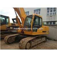 Used Hyundai R210 Crawler Excavator, Hydraulic Cheap Second-Hand Track Digger