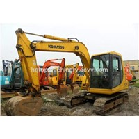 Komatsu Used Crawler Excavator, PC60-6 PC60-7 PC60 Japan Original Crawler Excavator