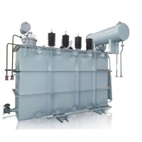 35kv Low-Loss & on-Load Regulation Transformer up to 20mva