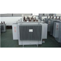 SBH15 Series Oil Immersed Amorphous Alloy Transformer