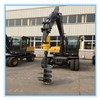 Excavator Attachment Hydraulic Earth Auger, Auger Drilling Bits for Ground Work