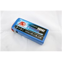 13000mAh 22.2V Lithium Polymer Battery for Farming Drone